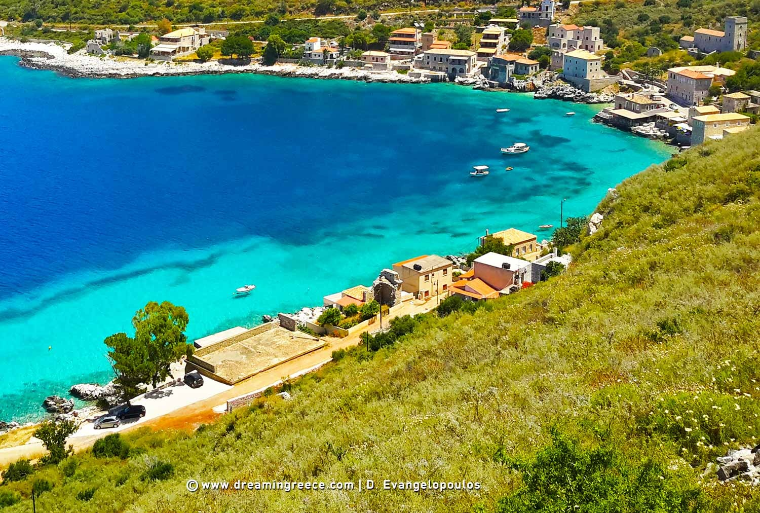 Holidays in Areopolis Itilo Limeni Laconia Peloponnese Greece Vacations