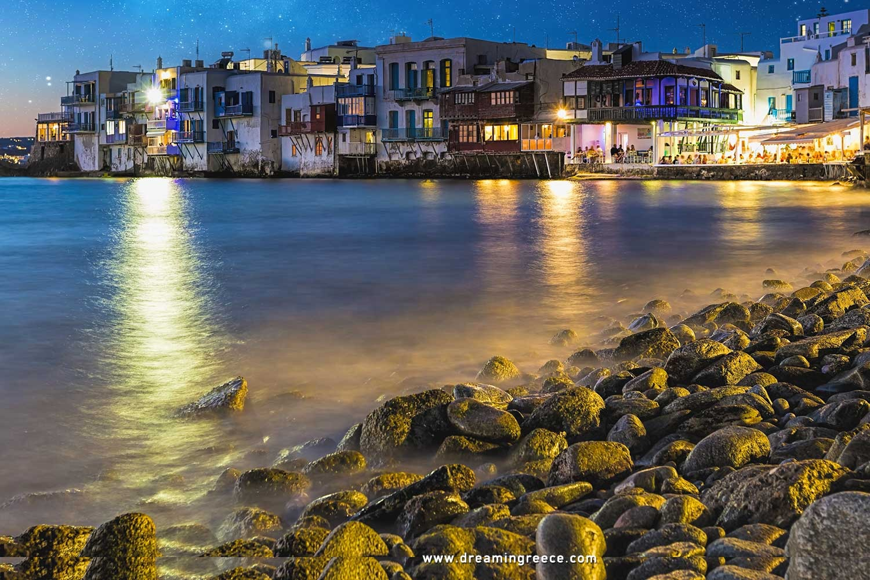 Holidays in Mykonos island Cyclades Vacations Greece