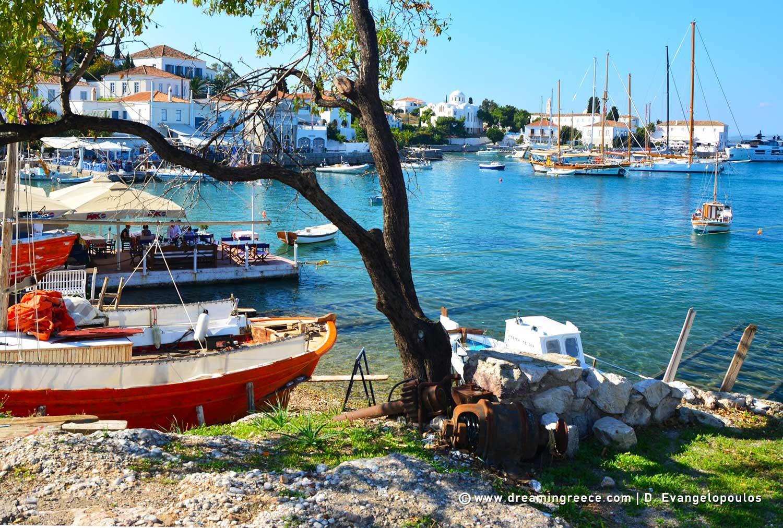 Holidays in Spetses island Greece Greek islands DreamInGreece