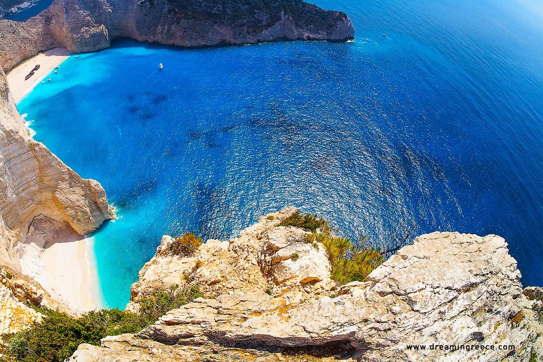 Greek Islands Menu