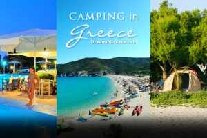 Campsites Camping in Greece