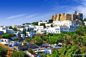 Easter holidays in patmos island greece