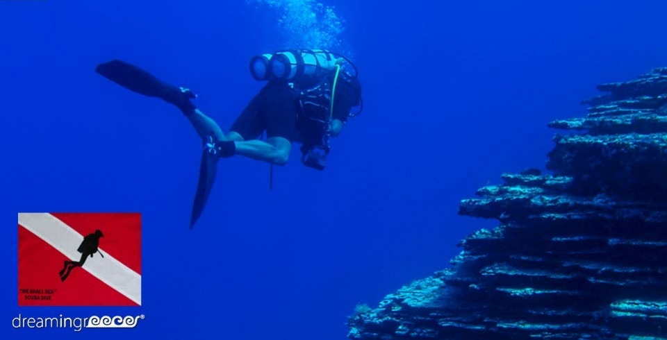 We Shall Sea Dive Center Amorgos Scuba Diving in Amorgos Greece. Diving Centers Greece