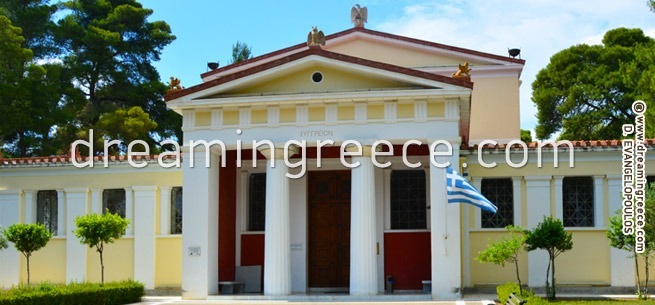 History of the Olympic Games in Antiquity Museum Greece. Holidays in Greece.