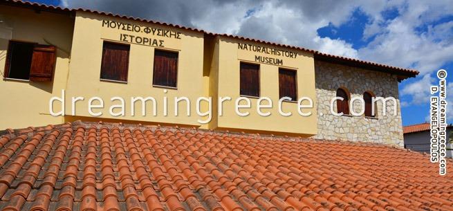 Natural History Museum of Lygourio Greece. Visit Greece.