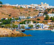 Holidays in Kimolos island Cyclades islands Vacations Greece