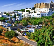 Holidays in Patmos island Dodecanese Greece