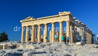 Τhe Acropolis of Athens. Travel Guide of Greece.