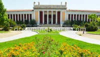 National Archaeological Museum Athens. Travel Guide of Greece.
