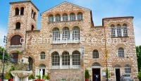 Crypt of Saint Dimitrios Thessaloniki. Travel Guide of Greece
