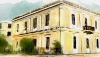 Museum of Macedonian Struggle Thessaloniki Greece