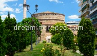 The Rotunda in Thessaloniki. Discover Greece