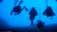Omega Divers Diving in Chania. Diving Centers Greece