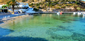 Holidays in Schinoussa island Small Cyclades Vacations Greece
