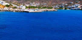 Holidays in Sikinos island Cyclades Vacations Greece