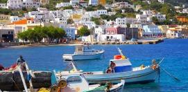 Holidays in Leros island Dodecanese Greece