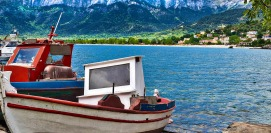 Holidays in Thassos island Northeastern Aegean islands Greece