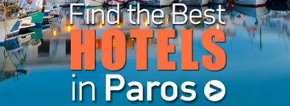 Paros Hotels in Greece