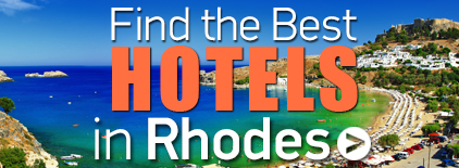 Rhodes Hotels in Greece. Vacations in the Greek islands