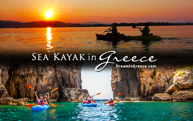Sea Kayak Kayaking Greece Travel Guide Greece