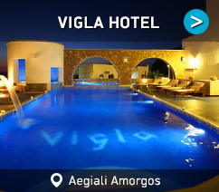 Hotels in Amorgos island Greece Travel